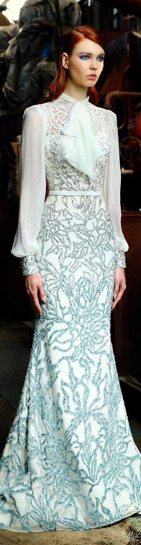 285 best rami kadi images on Pinterest | Couture details, Feminine ...
