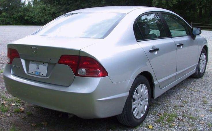 2006 honda civic dx-g rear right - Honda Civic - Wikipedia