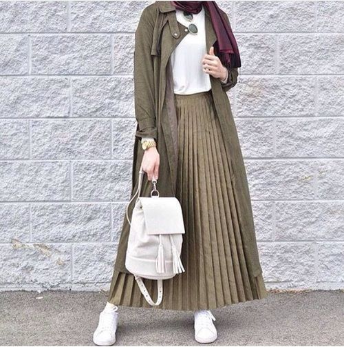 Hijab Style: EveryDay College Hijabi Style
