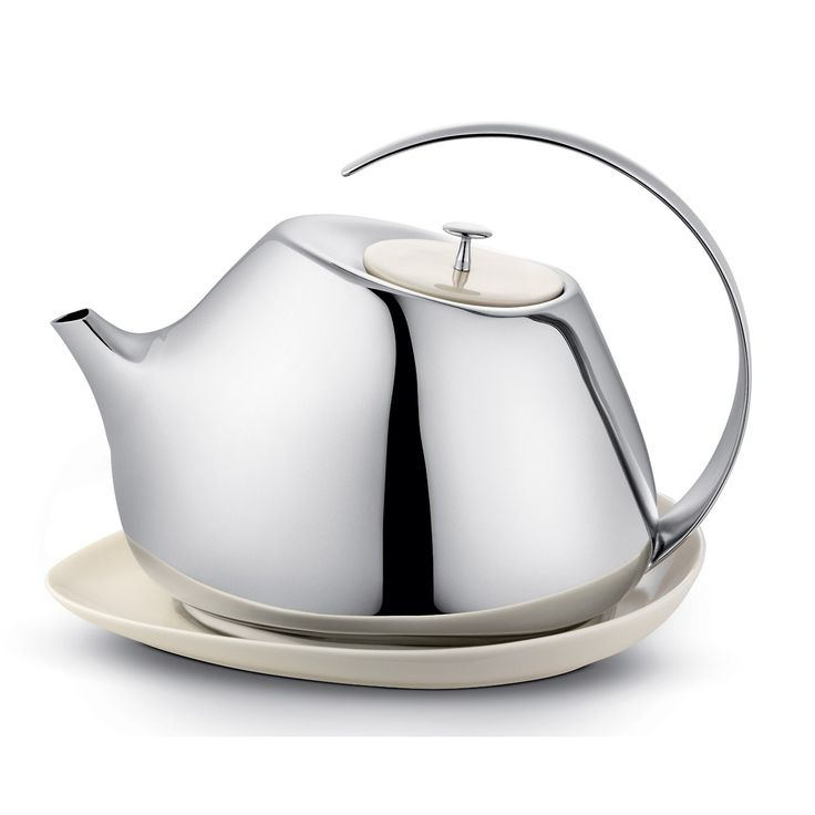 mindher:  Helena Teapot by Georg Jensen