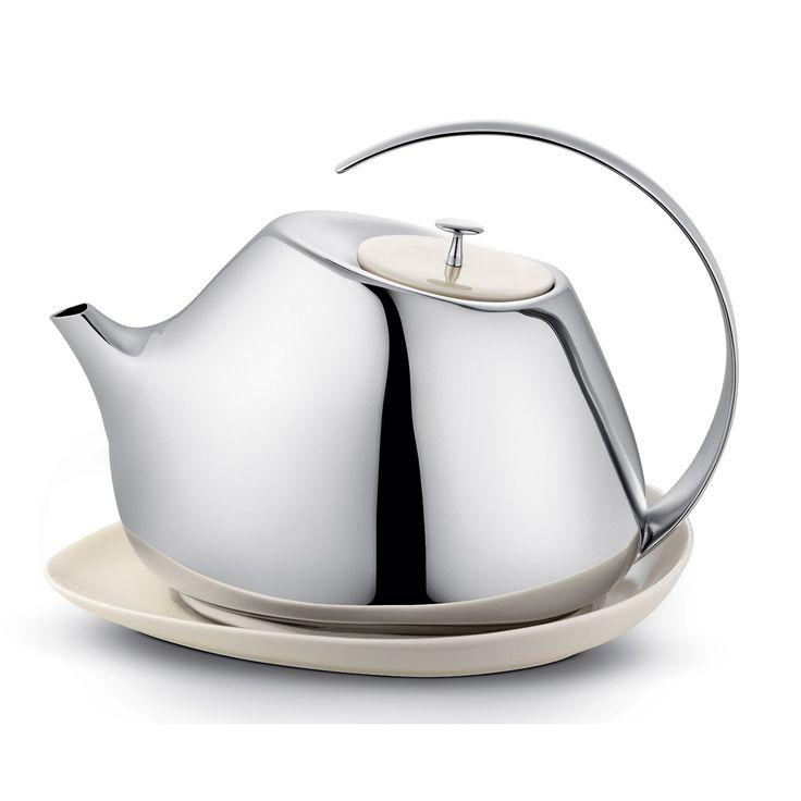 mindher:  Helena Teapot by Georg Jensen