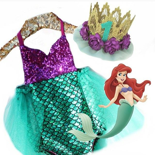 Our little mermaid #sparkleromper and mermaid crown by @lovecrushbowtique is this summer's must have baby outfit!  We are bring our mermaid turquoise scales back! Promise you will love it!