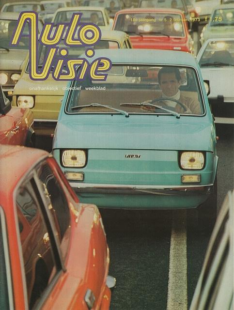 Fiat 126 & many more by Michiel V, via Flickr