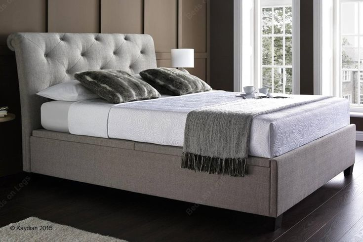 Inspirational Lift Up Storage Bed Frame  Ideas