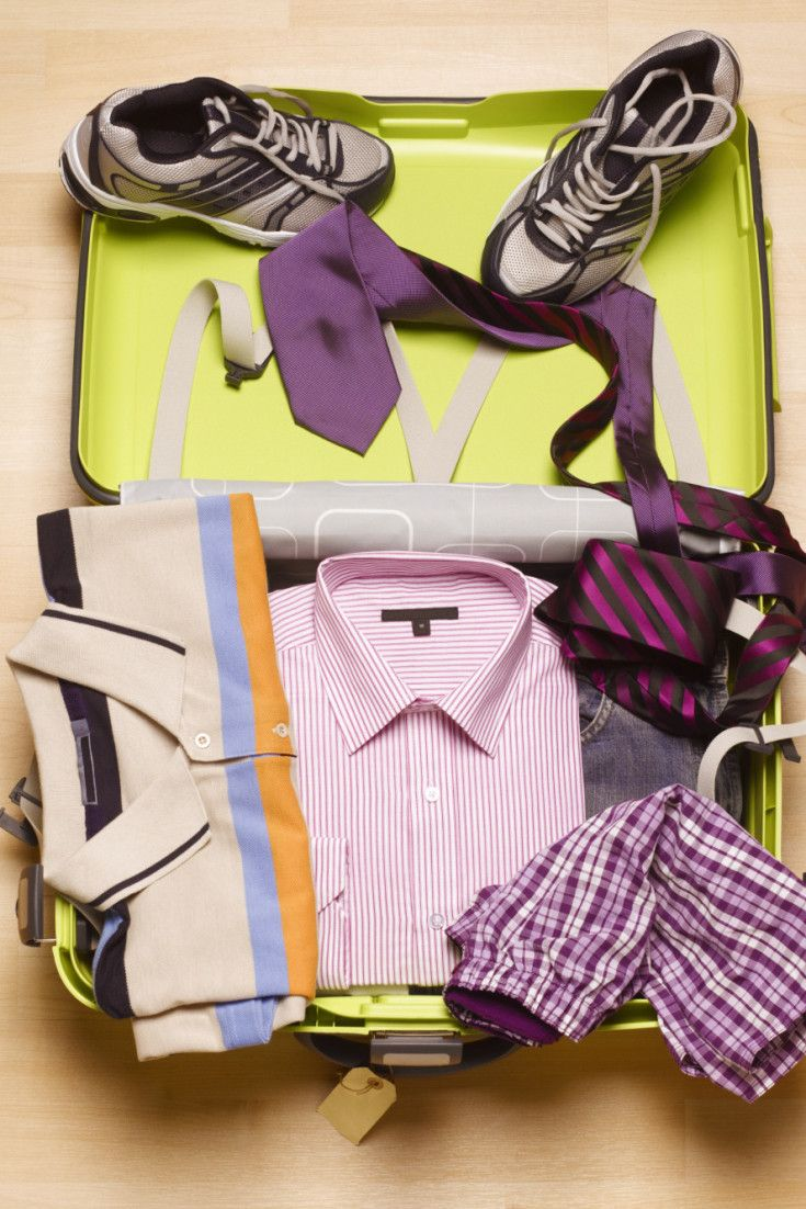 Bundling Your Clothes Isn't Only For Packing, It'll Change The Way You Spring Clean
