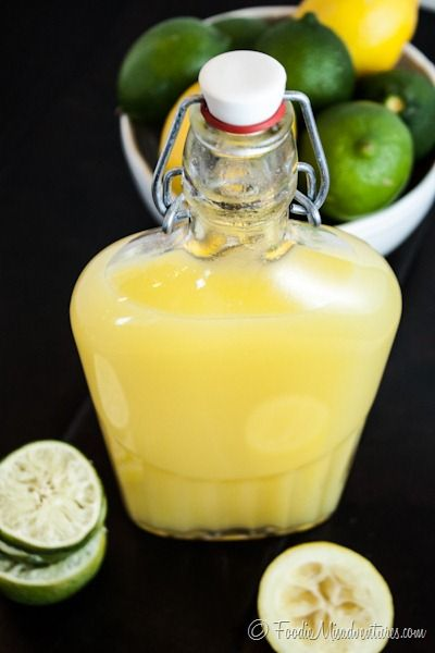 Margarita Mix | The Marvelous Misadventures of a Foodie