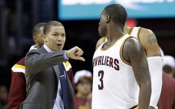 Former Raytown star Tyronn Lue becomes Cleveland Cavs' head coach