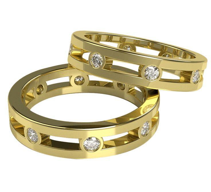 NICO JULIANY ОБРУЧАЛЬНЫЕ КОЛЬЦА    Красивые обручальные кольца для стильных молодоженов. Ювелирное украшение, которое подчеркивает индивидуальность и хорошее чувство стиля. Золотые кольца украшают крупные бриллианты, что символизирует крепкие и яркие отношения в семье. Купить обручальные кольца – объединить свои судьбы навеки. Предлагаем посмотреть другие модели обручальных колец.