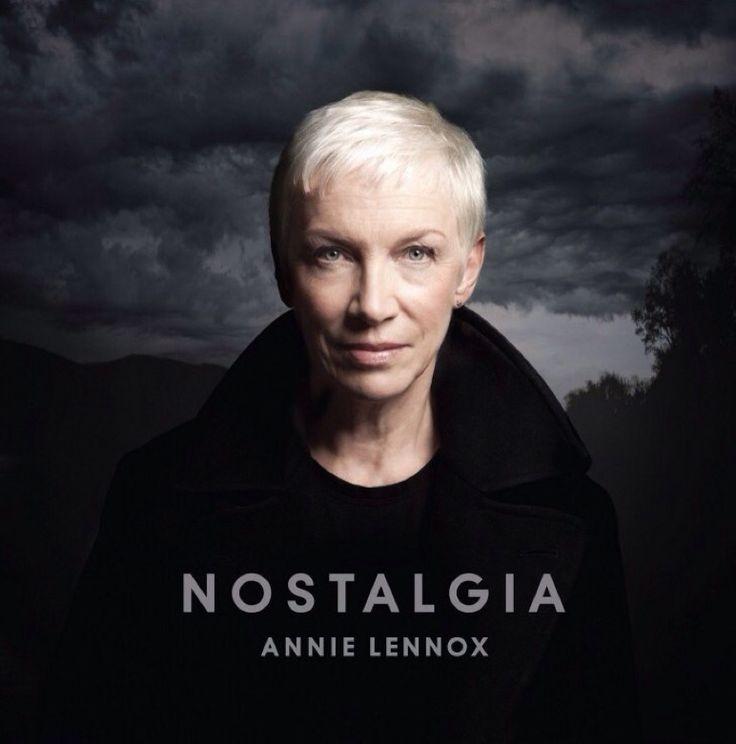 Nostalgia, the new album by Annie Lennox, a review...