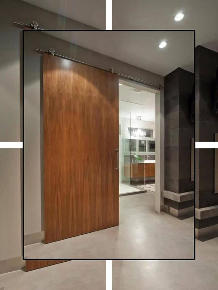 Sliding Barn Door Hardware | Interior Barn Door Track ...