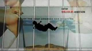 Mad Men Opening Credits, via YouTube.