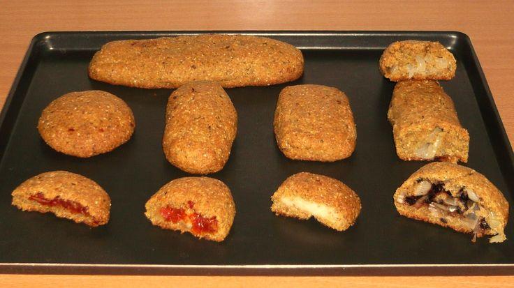 Petits pains « Saveurs du sud » Panini « Sapori del sud » Ψωμάκια « Γεύσεις του νότου » http://recetteshippocratiques.unblog.fr/2013/07/13/petits-pains-saveurs-du-sud-2/