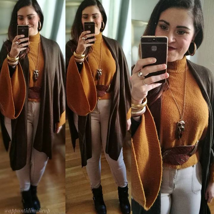 Qualche idea dall'#outfit di oggi maglia ad ali di pipistrello e cardigan presi da @forever21 pantaloni non ricordo scarpe @geox accessori @bijoux.brigitte cinta vintage  #OOTD #outfitoftheday #appuntidimakeup #igers #igersitalia #ibblogger #bblogger #igersroma #love #picoftheday #photooftheday #amazing #smile #instadaily #followme #instacool #instagood http://ift.tt/1TFKZ3u