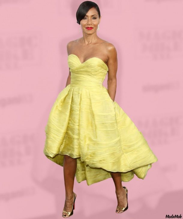 "Jada Pinkett Smith's ""Magic Mike XXL"" Premiere Look"
