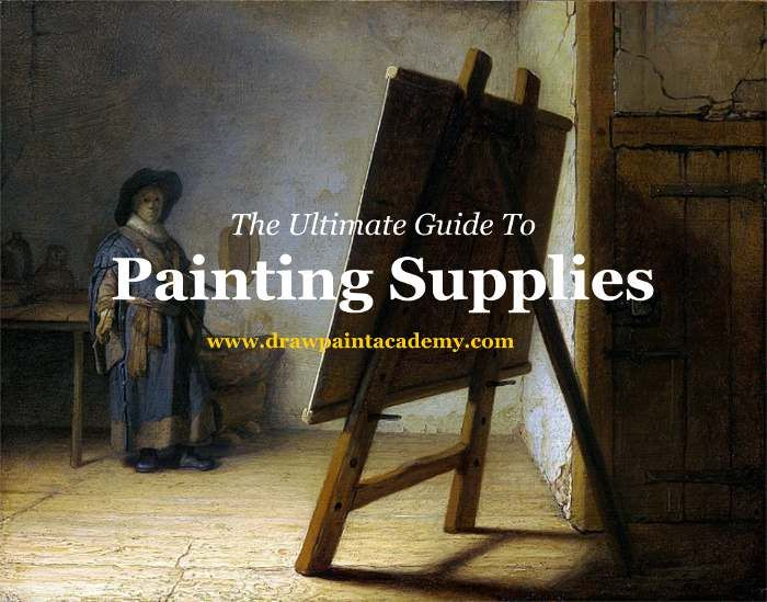 Check out this guide to oil and acrylic painting supplies for beginners.