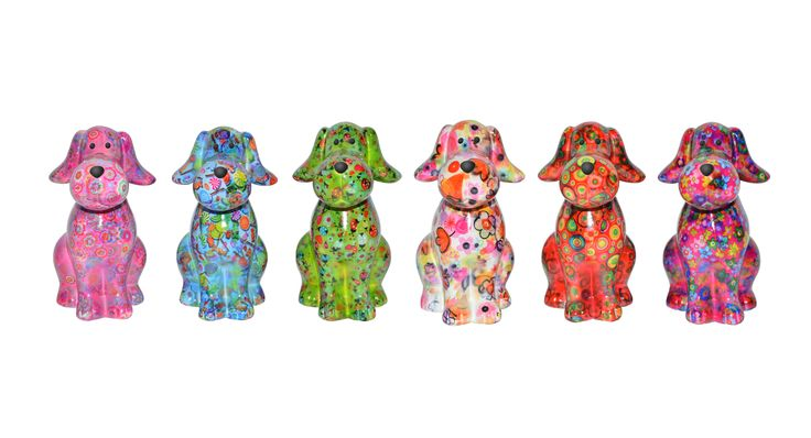 Spaarpot Hond Toby van Pomme-Pidou http://www.toefwonen.nl/c-2216947/pomme-pidou/