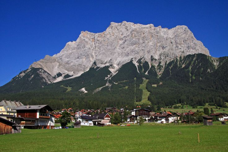 Geography: The highest peak in Germany is Zugspitze located in the southern Alps. The peak is 2701 Meters.