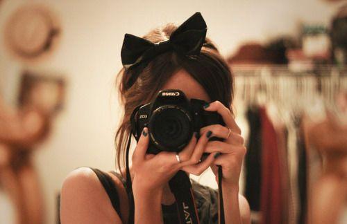 gorge: Summer Styles, Dark Nails, Bows Headbands, Hairs Bows, Cute Bows, Inspiration Pictures, Camera Lens, Girly Girls, Big Bows