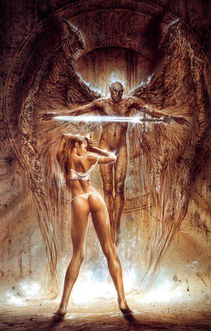 Favorito 20 best Luis Royo images on Pinterest | Luis royo, Fantasy art and  AN71