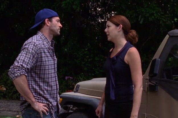 """Here's Everything You Forgot Happened In """"Gilmore Girls"""" Season 7"""