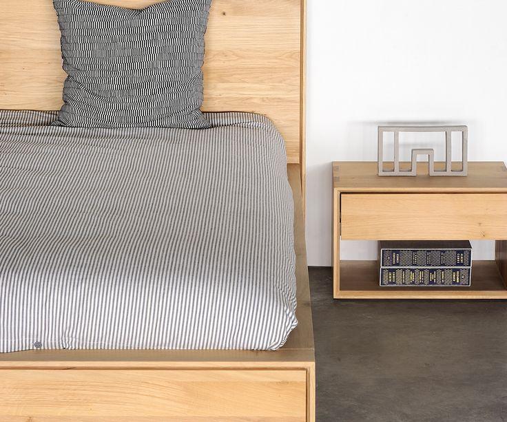 Die besten 25+ Massivholzbett Ideen auf Pinterest - schlafzimmer komplett massivholz