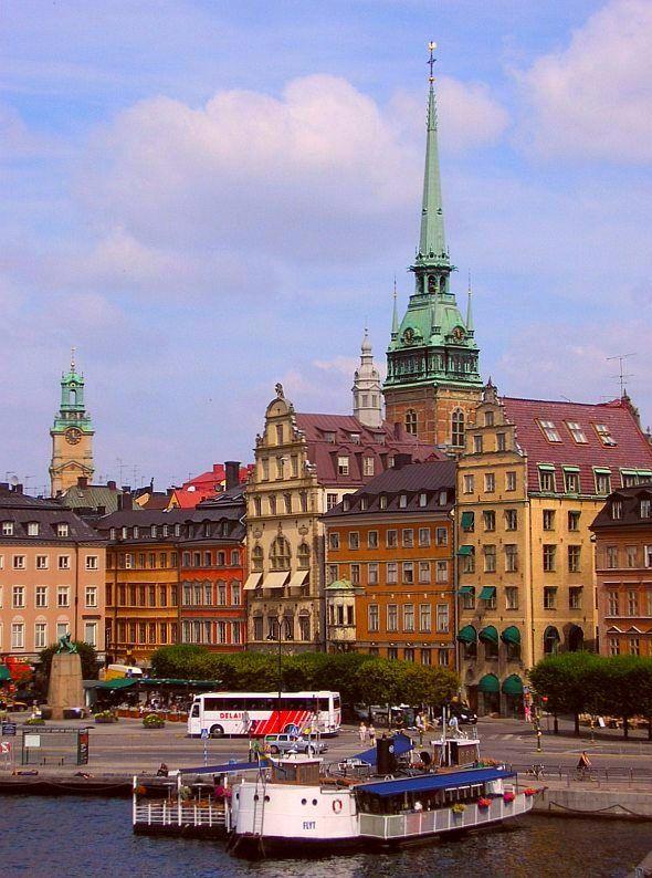 expert- ledsagare beatiful i Stockholm