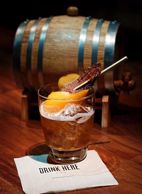 SanDiegoVille.com: Marina Kitchen Unveils Specialty Bourbon Cocktails After Months of Aging in a Charred Oak Barrel