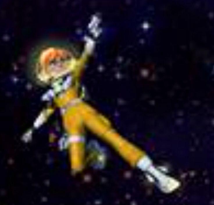 April O Neil Season Four 1987 Jumpsuit Spacesuit