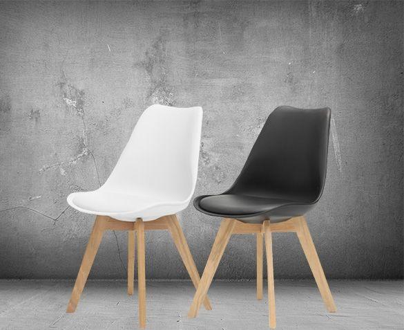 Supersimpele witte stoeltjes, niet te duur, vervanging voor huidige? Of aanvullen?