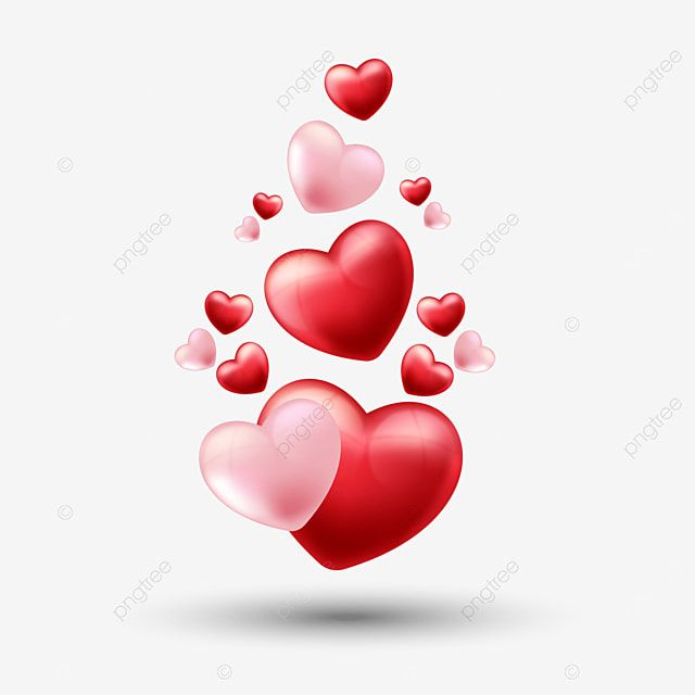 Valentines Day 3d Stereo Love Heart Red Clipart Heart Shaped Heart Png And Vector With Transparent Background For Free Download In 2021 Valentine Clipart Clip Art Love Png