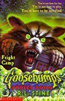 Goosebumps: Fright Camp No. 8 by R. L. Stine (1998, Paperback)