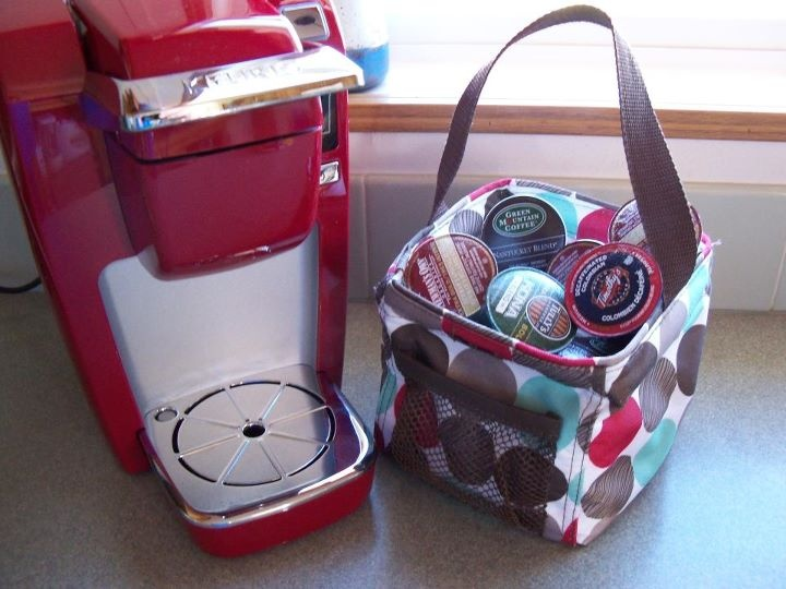 Keurig anyone? (littles carry-all)