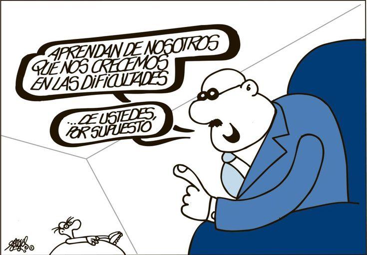 Viñeta: Forges - 10 DIC 2012 | Opinión | EL PAÍS