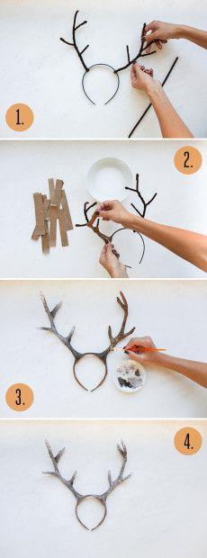 DIY Deer Costume | LaurenConrad.com