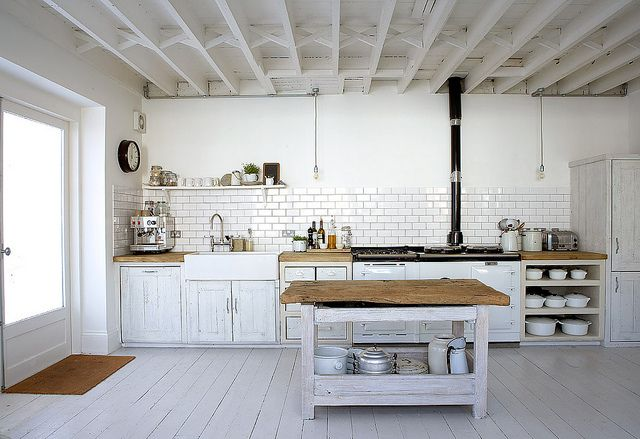 Love a kitchen like that (L)