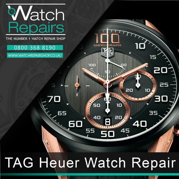 TAG Heuer Watch Repair Services at WatchRepairShop. we are located in 34-35 Hatton Garden London. EC1N 8DX. Our TAG Heuer professional service include. restoration. resealing. battery fitting. strap replacement. servicing and more. visit our official webpage at https://www.watchrepairshop.co.uk/?utm_content=bufferaa8d3&utm_medium=social&utm_source=pinterest.com&utm_campaign=buffer #watches #TAGHeuer #WatchRepair