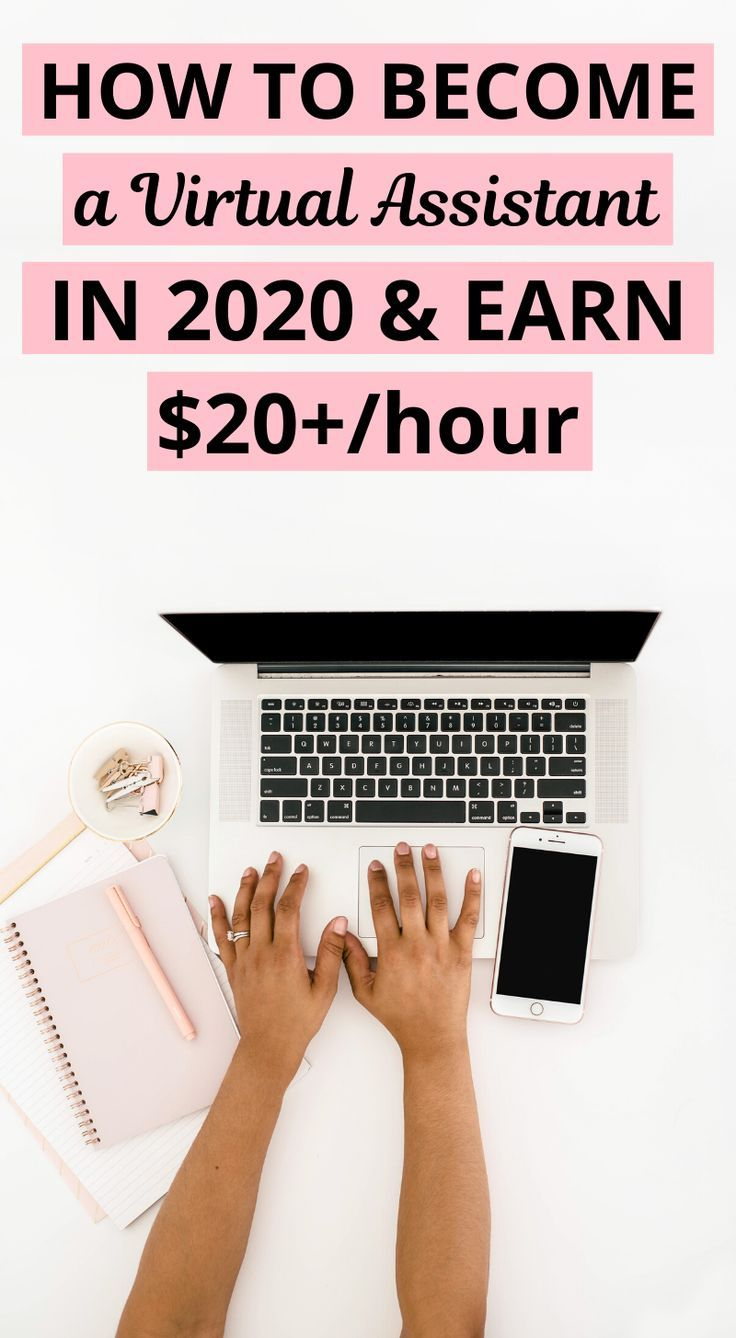 How to a Virtual Assistant and Earn +20/hour