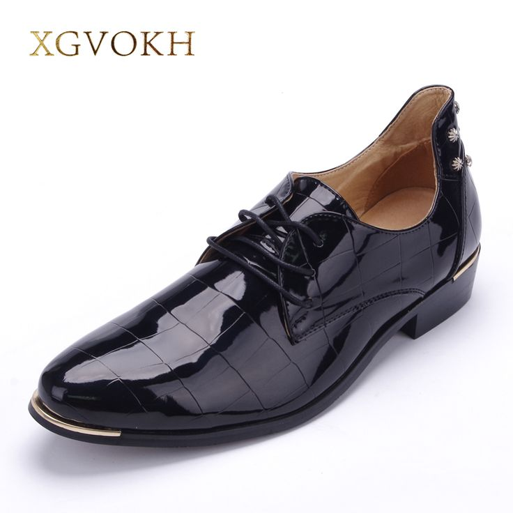 https://buy18eshop.com/size-37-47-korean-version-trend-men-rivets-oxfords-fashion-lace-up-pointed-toe-patent-leather-shoes-casual-rubber-men-shoes/  size 37-47 Korean version trend men rivets oxfords Fashion lace up pointed toe patent leather shoes Casual rubber men shoes   //Price: $56.33 & FREE Shipping //     #GAMES