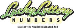 Lottery Number Generator - Lucky Lottery Numbers