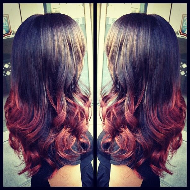 christmas hair styles 42 best hairstyles images on wedding 2428 | 0d2428f8f1d8fdcb3a6a78e2982b9266 color streaks fantasy hair