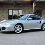2003 Porsche 911 Turbo X50   German Cars For Sale Blog