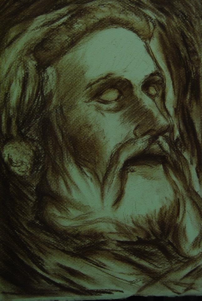 """""""Virgilio per natale"""" byChewi Valencia. Accademia Riacci. Firenze 2012"""