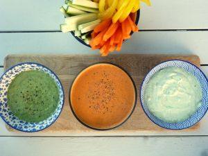 Low FODMAP Party Dips