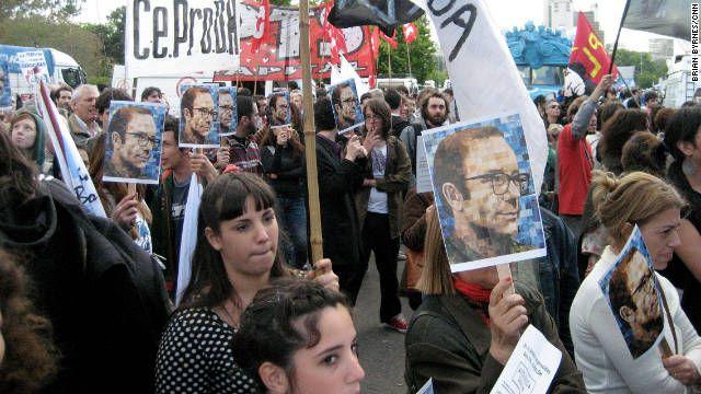 (CNNEspañol) — Este domingo se conmemora el aniversario del golpe militar que derrocó a María Estela Martínez de Perón de la presidencia argentina en 1976. La dictadura, que se mantuvo en el poder ...