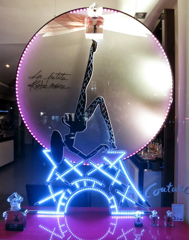 Guerlain - March 2014 - Paris via retailstorewindows.com