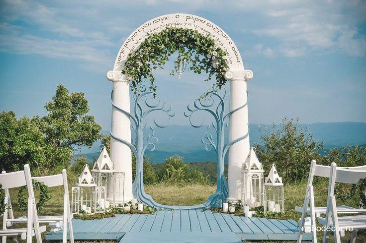Свадьба Вадима и Ирины в стиле Властелина колец – 33 фотографии