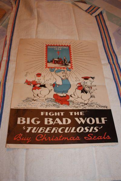 Pinnacle Peak Trading Co | Wayfair |Big Bad Wolf Christmas