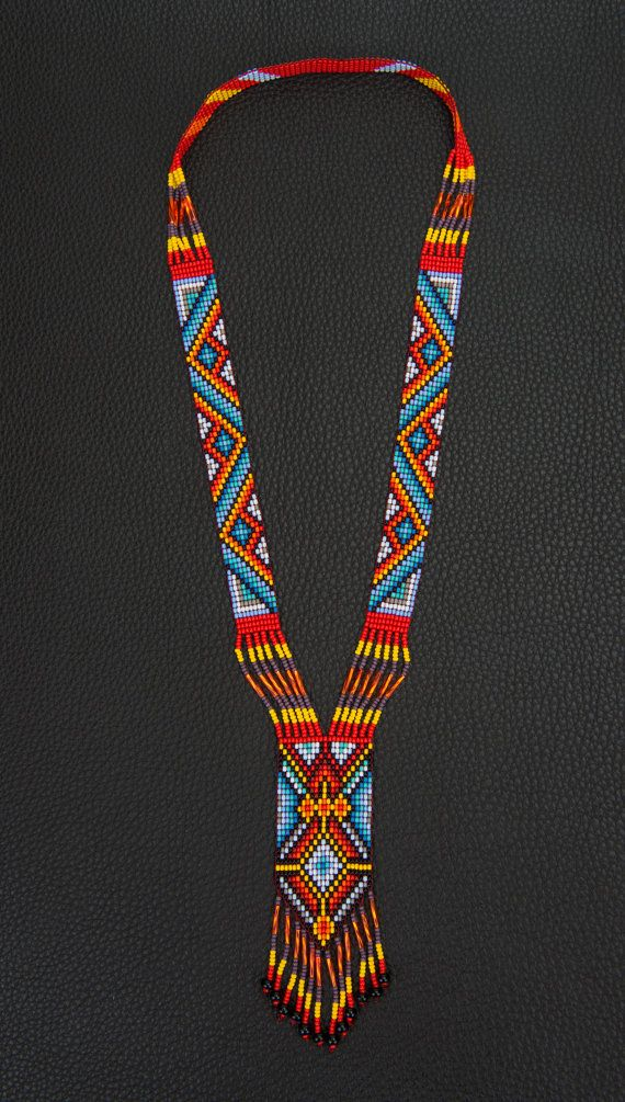 Corazon Necklace Root Chakra por myilumina en Etsy