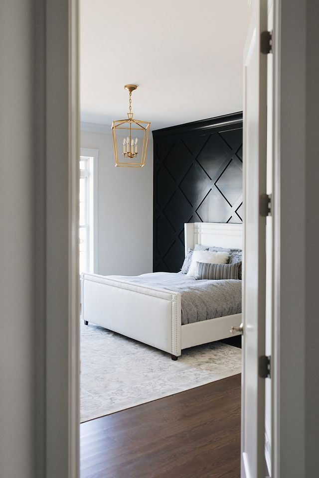 Black Accent Wall Bedroom Lantern Pendant Gold In Bedroom Neutral Bedroom Rug Criss Cross Wa Accent Wall Bedroom Black Accent Walls Gold Accent Wall Bedroom