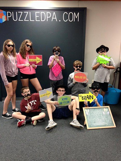 16 best Lets Party Escape Room images on Pinterest Escape room